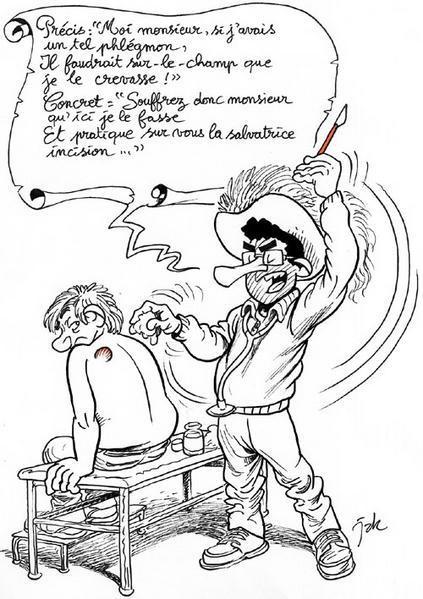 CULTURE : La pifometrie de Dr Coq !